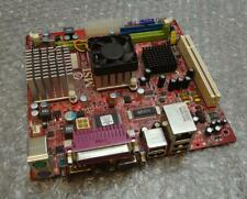 MSI Microstar Wind Board 330 MS-7314 VER: 2.1 Motherboard with Onboard Processor