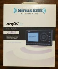 Sirius Xm Satellite Radio Onyx Ez Radio Home Kit New factory sealed