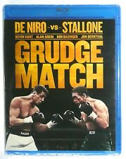 GRUDGE MATCH Blu-Ray Disc With Special Features 2014 De Niro vs Stallone >NEW<