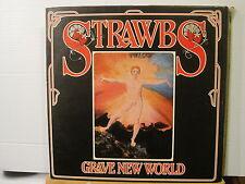 Strawbs-Grave New World-g/fold-Vinyl Lp-Free UK Post