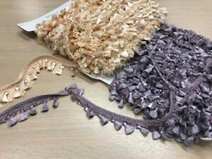 TASSEL TRIMMING SILK STRING UPHOLSTERY RETRIMING LAMPSHADES COSTUMES