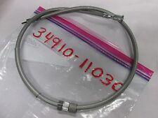 Suzuki T20 TC250 nos gray speedometer cable 1966-1968  34910-11030