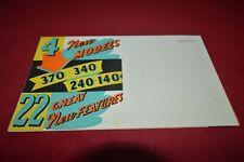 Letz Feed Grinders With Separator Dealer/'s Brochure AMIL15 ver2