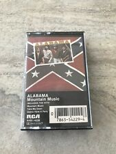 Alabama ~ Mountain Music ~ Cassette Tape