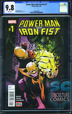 POWER MAN AND IRON FIST #1 - CGC 9.8 - SOLD OUT - FIRST PRINT - SOLD OUT - HOT