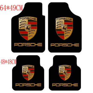 FIT 1950-2022 Porsche all models luxury custom waterproof floor mats
