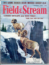 8/1965 Field and Stream Magazine