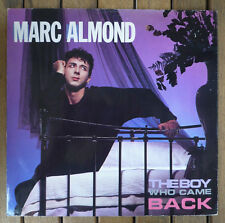 "Marc Almond ‎""The Boy Who Came Back"" BZS 2312 (1984) 12"" Single EX"