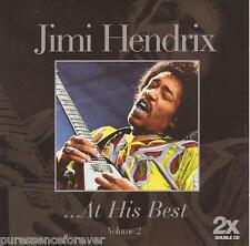JIMI HENDRIX - ...At His Best Volume 2 (UK 8 Tk CD Album)