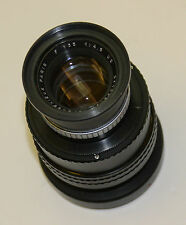 Angenieux Paris U2 135mm f/4.5 Camera Lens in Hasselblad V Mount