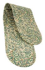 morris willow bough green oven gloves SHOP4TABLECLOTHS