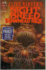 Clive BARKER 'S Nightbreed # 16 (Dan lawlis painted tipo) (USA, 1992)