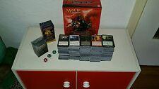 .Magic the Gathering Sammlung 2225  Karten  6 Decks + Zubehör + Planeswalker