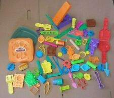 Hasbro Play-Doh Other Lot Toys Tools Extruder Press Cutter Cut Out Roller