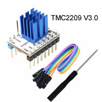TMC2209 V3.0 Stepsticks Stepper Motor Driver Mute Driver UART SKR for 3D Printer