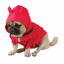 Red Devil Demon Dog Pet Cat Costume Totally Ghoul Small