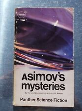 Isaac Asimov ASIMOV'S MYSTERIES Panther 1972 pb