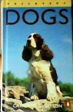 The Observer's Book of Dogs, Lampson, Sonia Marion, Used; Very Good Book