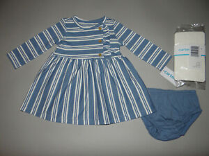 NWT, Baby girl clothes, Newborn, Carter's dress/ tights/   ~~SEE DETAILS ON SIZE