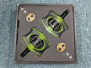 Crank brothers ACID 1 Chromoly Mountain MTB Pedals with Cleats with original box