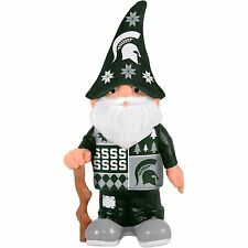 Michigan State Spartans Ugly Sweater Gnome