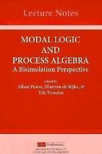 Modal Logic and Process Algebra (Lecture Notes), , , Good, 1995-06-01,