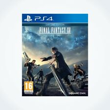 FINAL FANTASY XV sur PS4 / Neuf / Sous Blister / Version FR