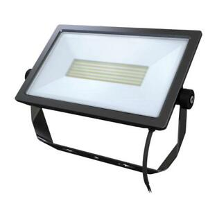 SAL 30W LED FLOODLIGHT STARPAD SE7071/30TCBK CCT  IP65 3K/4K/5K BLACK