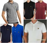 Men's Lyle and Scott Short Sleeve Polo Shirt Clearance sale