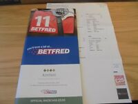 AINTREE RACE CARD + RESULTS - OCTOBER 7TH, 2013 - MONET'S GARDEN OLD ROAN CHASE