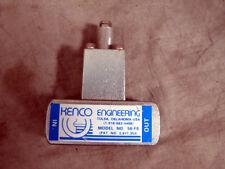 Kenco Fire Safe Valve 50-FS NEW