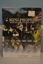 Bachmann Mini-People #42341 HO Scale Train Work Crew Figures - NEW