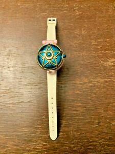 Sailor Moon Mercury 20th Anniversary Communicator Cosplay Faux Watch Bracelet