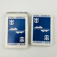 Vintage ROYAL CARIBBEAN Deck of Poker Sized Playing Cards -COMPLETE- 1990s
