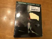 Leprechaun 7 Film Collection Blu ray*Limited Ed Steelbook*Lionsgate*Sealed/NEW*