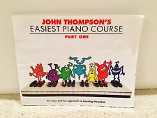 John Thompson easiest piano course part 1 - Perfect For beginners