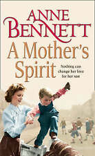 A Mother's Spirit by Anne Bennett (Paperback) New Book