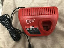 Milwaukee 48-59-2401 M12 12V Lithium-Ion Charger