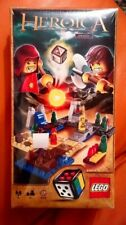 LEGO 3857 HEROICA DRAIDA BAY GAME TOY BRAND NEW BUILD PLAY DICE GIFT HERO GOBLIN