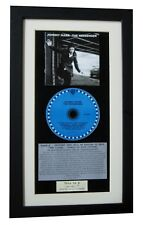 JOHNNY MARR The Messenger CLASSIC CD GALLERY QUALITY FRAMED+EXPRESS GLOBAL SHIP