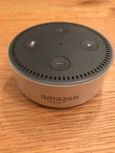 Amazon Echo Dot (2nd Generation) White Alexa Enabled Smart Speaker RS03QR