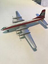 BRISTOL BRITANNIA 324 - CUNARD EAGLE AIRWAYS AA31504 Corgi 1:144