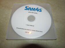 Sam4s Sps 500 Series Cash Register Users Manual On Cd Rom