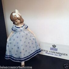 Royal Copenhagen Autocollants - Ragazza Que Bale - Edition Limitée