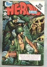 Heroic Comics #79-1953 vg HC Kiefer / New Heroic Comics