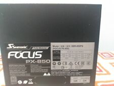 SEASONIC SSR-850PX FULLY MODULAR FOCUS PX-850 Power Supply
