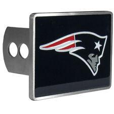 New England Patriots Trailer Hitch Cover [NEW] NFL 3D Metal Truck Car Zinc Auto