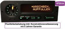 Saab 900 SIU Pixelfehler Display defekt, Reparatur, Bedienteil Bordcomputer