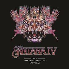 Santana, Santana IV - Live At The House Of Blues Las Vegas [New Vinyl] With DVD,