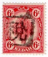 (I.B) Malaya States Revenue : Kedah Duty 6c (Japanese Occupation)